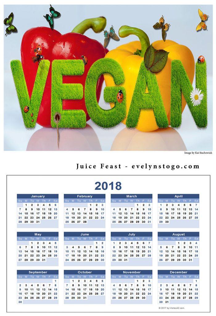 2018-calendar-vegan