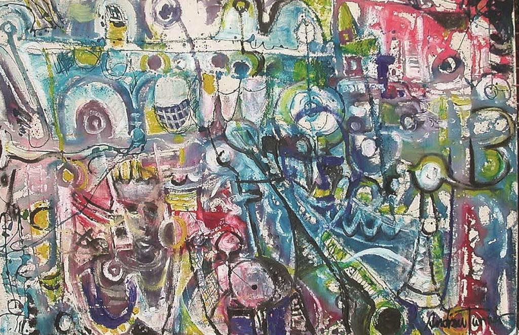Inner City Blues by Andrew Turner