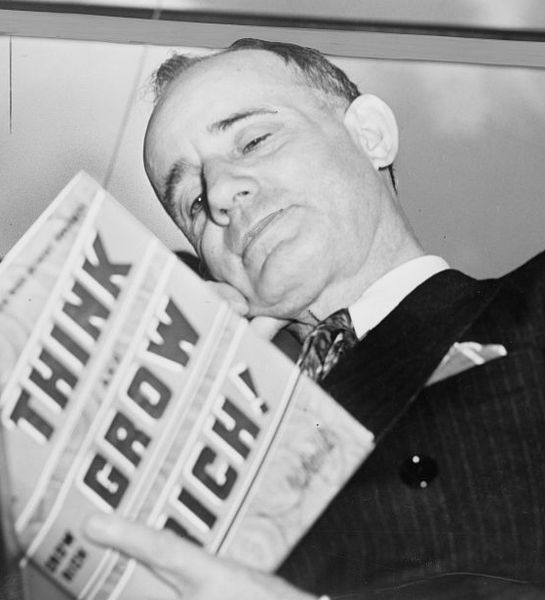 how to grow rich napoleon hill