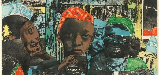Art by Romare Bearden