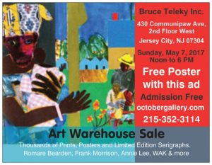 ART WAREHOUSE SALE