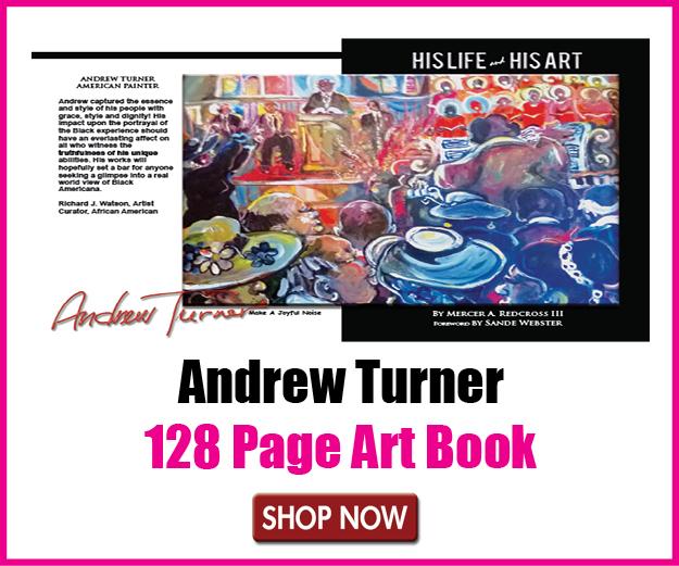 Andrew Turner Art Book