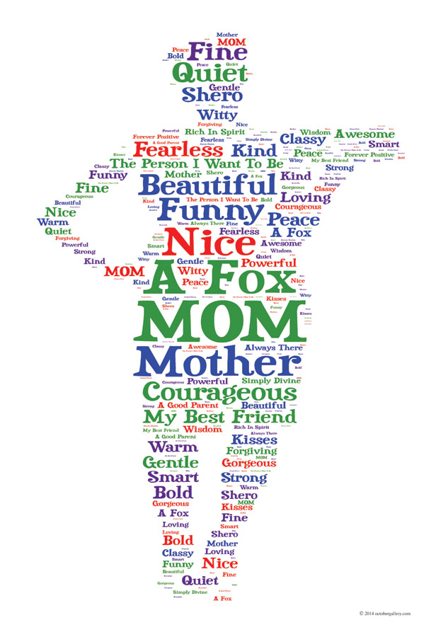 motherstandingwordart