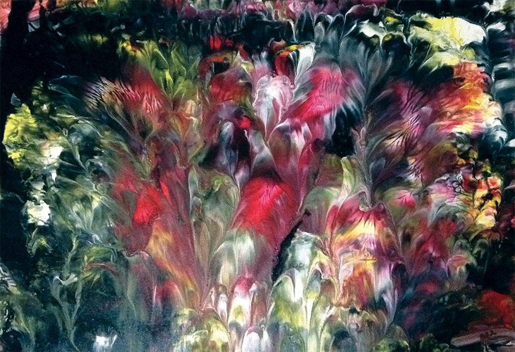 Abstract Art Under $99