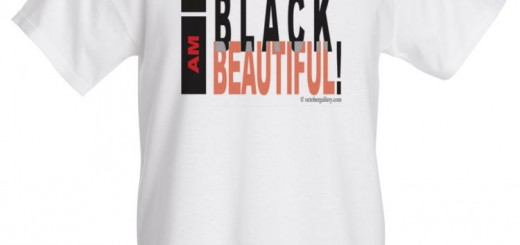 I Am Black T shirt