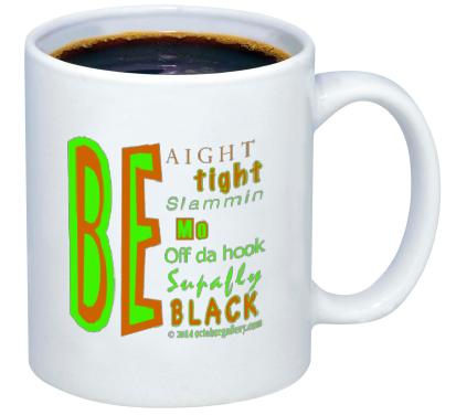 BE Mug pic