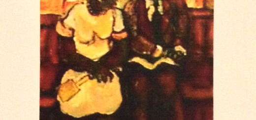 Turner Couple in church