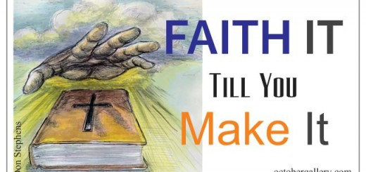faith it bus card