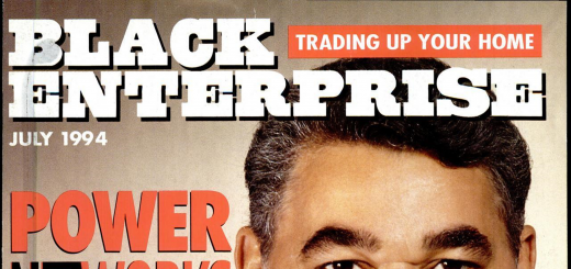 BlackEnterprise Cover 1994