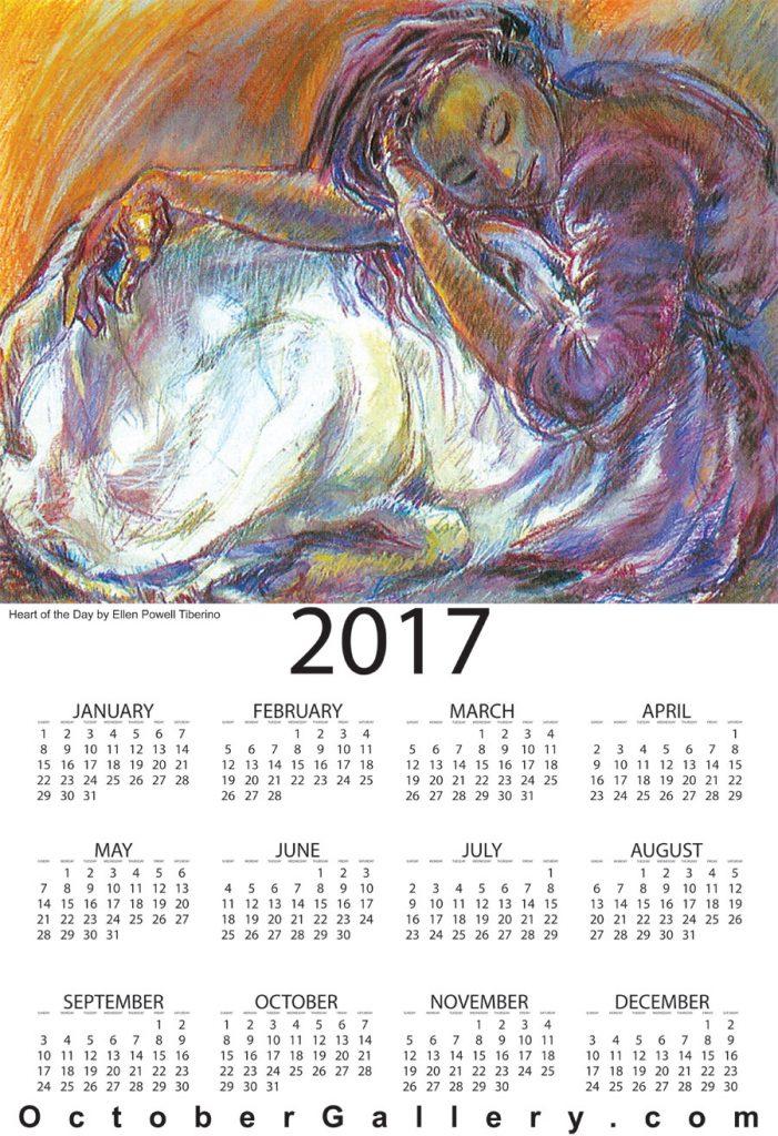 calendartiberinoheart2017