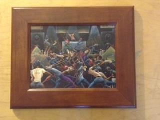 framed morrison