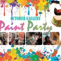 Paint Party Every Friday, Saturday & Sunday