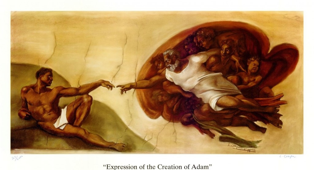 Creation image (good image)