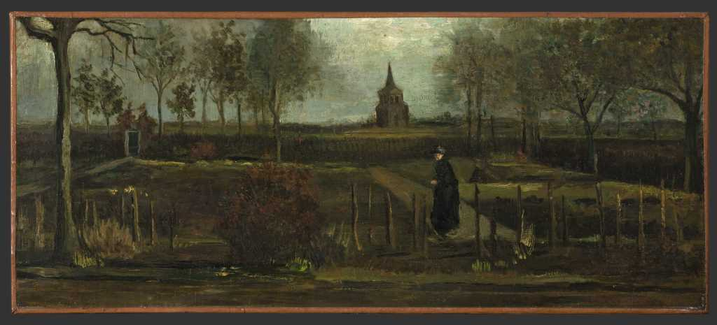 Prized Vincent van Gogh Painting Stolen While Dutch Museum Is Closed