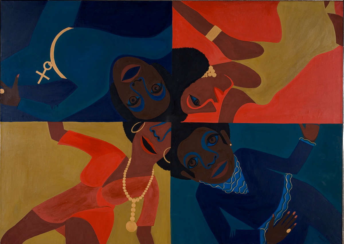 Faith Ringgold & Jordan Casteel Talk About the Living History of Harlem and Painting in the Midst of Protest