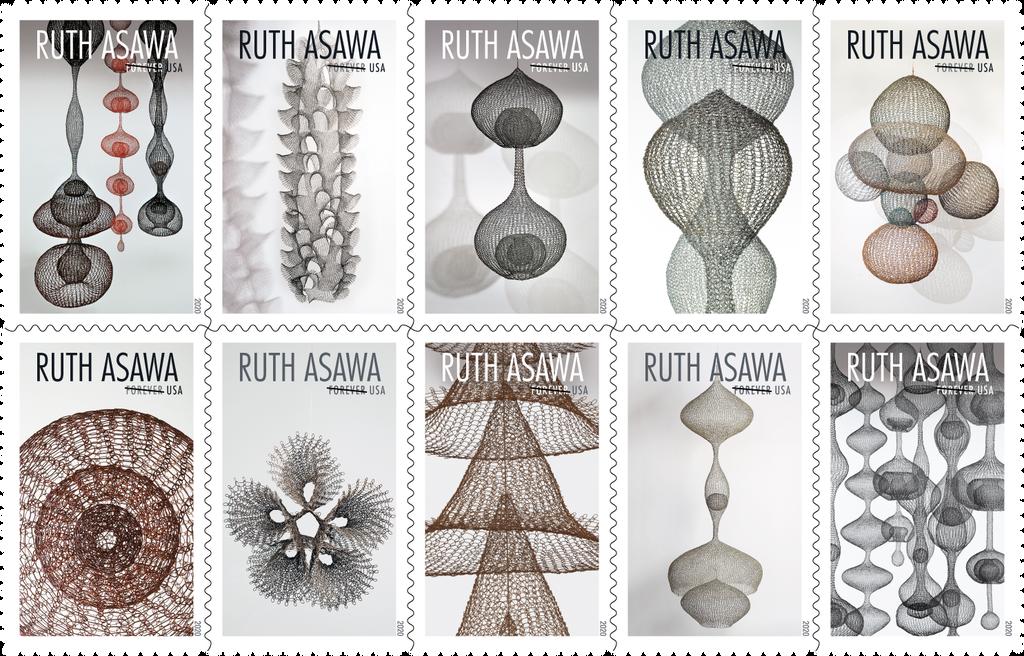 Ruth Asawa Stamps, Stream a Gerhard Richter Film