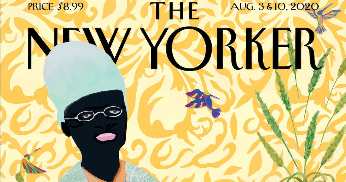 New Sojourner Truth Painting Covers The New Yorker