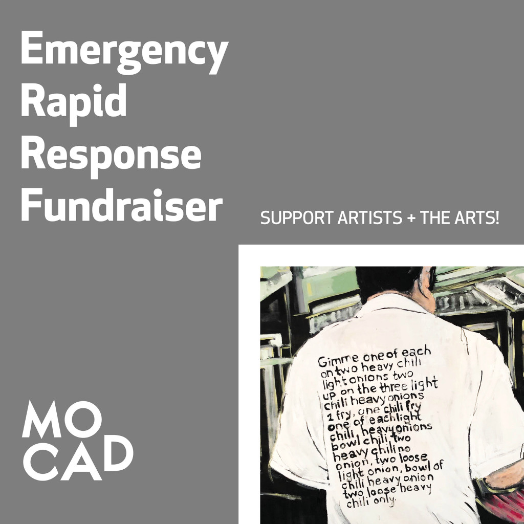 Museum of Contemporary Art Detroit Fundraiser for Local Artists