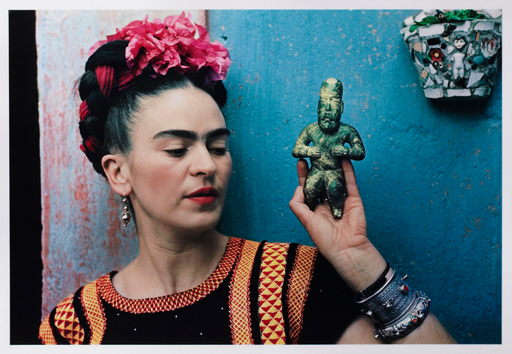 World Art 'Frida in America' and 'Frida Kahlo and San Francisco'