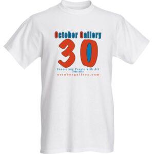 30 years T shirt