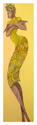 bibbs long legs yellow