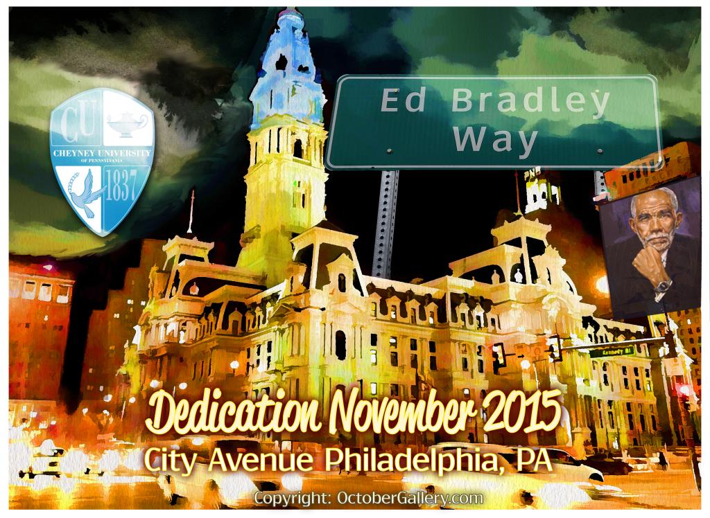 Ed Bradley Dedication (2)