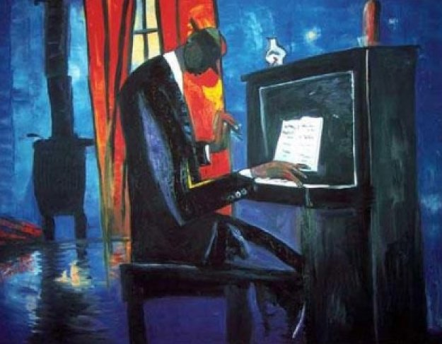 William_Tolliver_Piano_Player_II_1999
