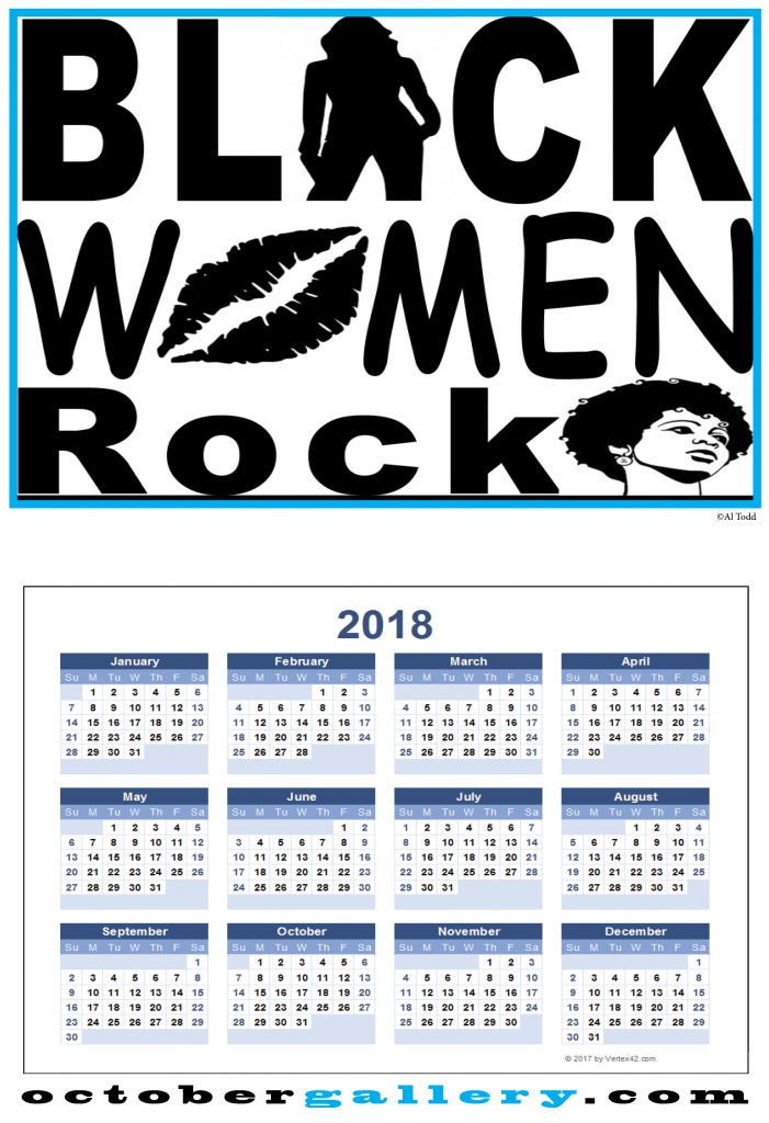 2018black women