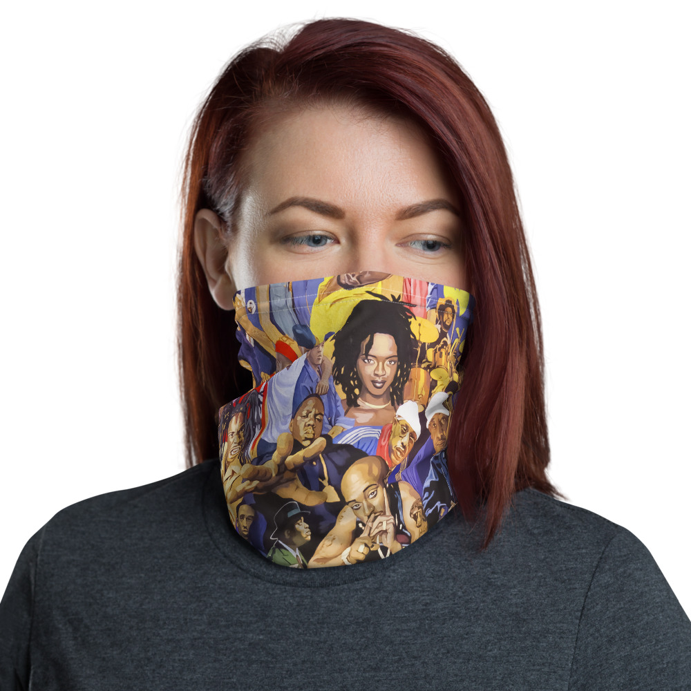 Hip Hop Face Masks